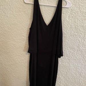 Black Lauren Ralph Lauren cocktail dress
